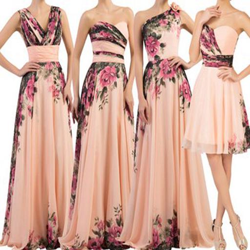 Las Mejores Aplicaciones Bordadas para Vestidos de Fiesta Gratis