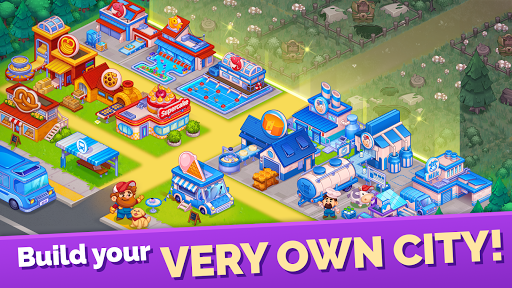 Mega Farm — Idle Tycoon Clicker & Merge Simulator  screenshots 1