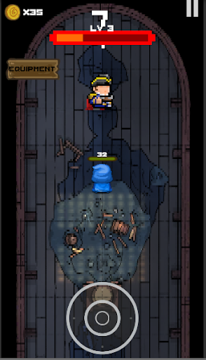 Gambit Dungeon:Pixel Card Game 0.18 screenshots 1