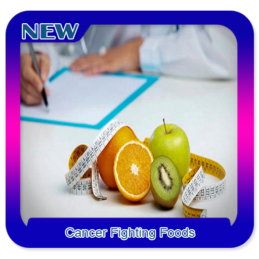Cancer Fighting Food icon