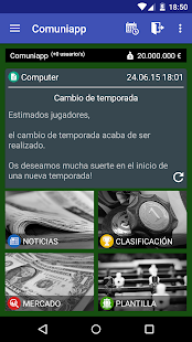 Comuniapp Screenshot