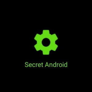 Secret Android 1.0 by WhateverA logo