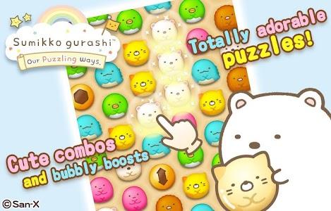 Sumikko gurashi-Puzzling Ways 2.2.5 (Mod Gems)