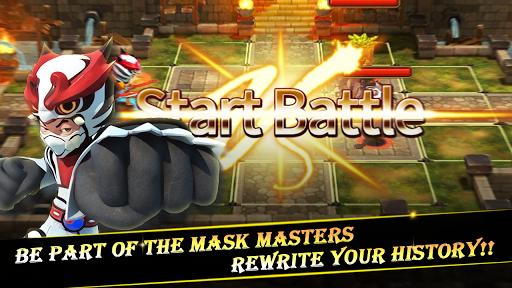 tactics master :squad duel war screenshot 2
