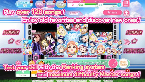 Love Live! School idol festival- Music Rhythm Game 9.2.1 screenshots 3