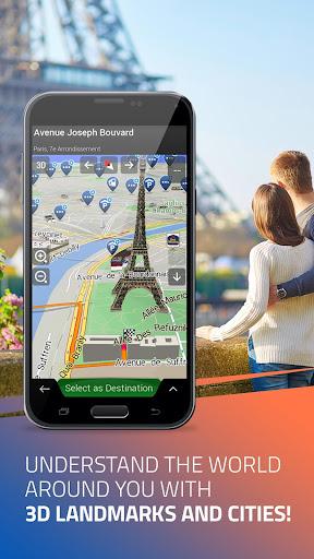 iGO Navigation  screenshots 5