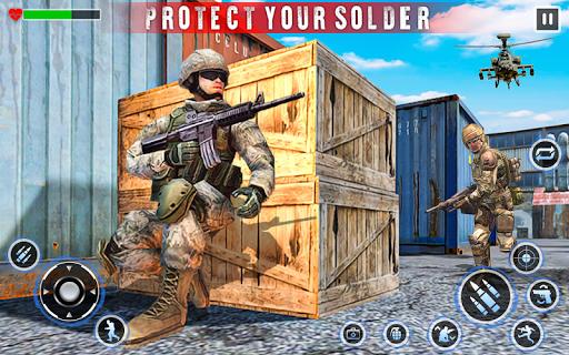 Modern Commando Secret Mission - FPS Shooting Game 1.0 screenshots 1