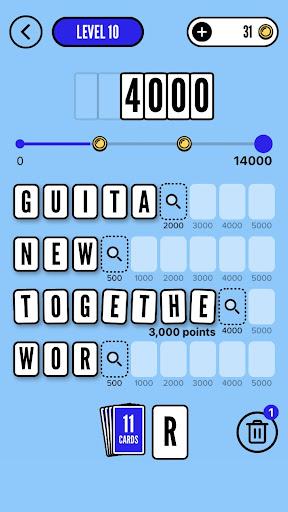 Words Out 1.0.60 screenshots 1