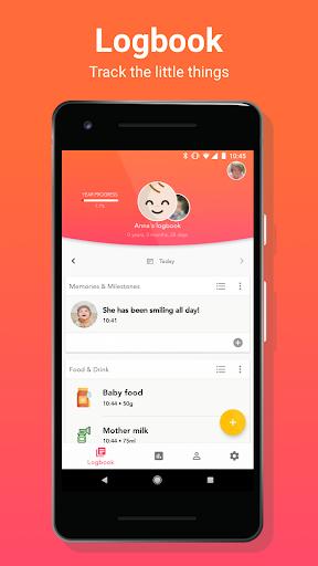 Boky - Baby Diary 0.2.2 Screenshots 1