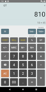 Simple Calculator 1.6.6 (Paid)