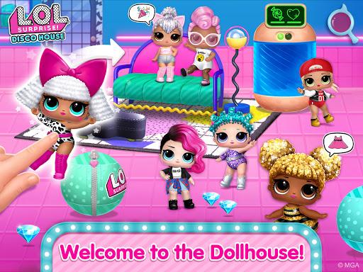L.O.L. Surprise! Disco House u2013 Collect Cute Dolls 1.0.12 screenshots 9