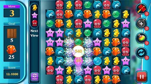 Ocean Match Puzzle 1.2.4 screenshots 14