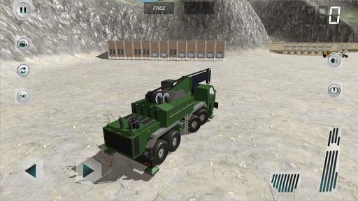truck simulator : online arena screenshot 1