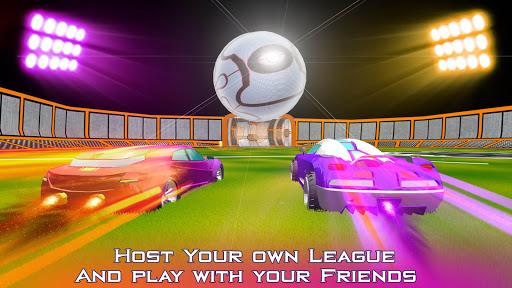 u26bdSuper RocketBall - Real Football Multiplayer Game 3.0.8 Screenshots 9