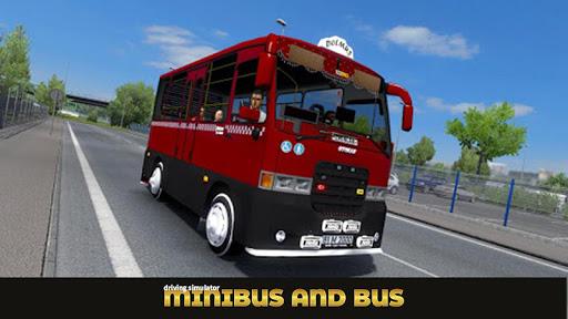 Minibus Dolmus Bus Simulator Turkey 2021 0.6 screenshots 8