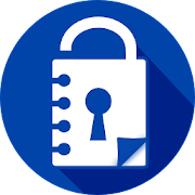 Notepad with password PRO  Icon
