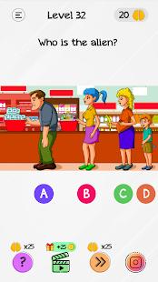 Braindom: Tricky Brain Teasers, Test, Riddle Games