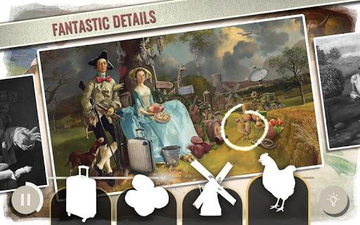 Mysteries Hidden In Famous Paintings  screenshots 10