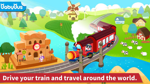 Baby Panda's Train 8.48.00.01 screenshots 1
