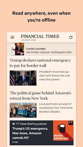Financial Times 2.87.0 screenshots 1