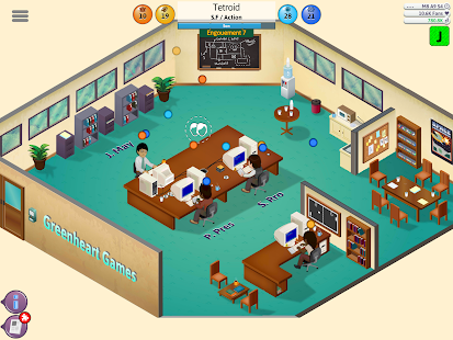 Game Dev Tycoon Capture d'écran