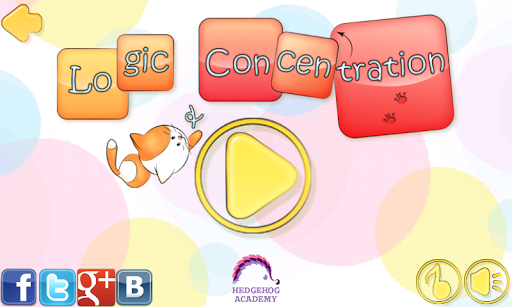 Logic, Memory & Concentration Games Free Learning apktram screenshots 1
