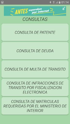 Foto do Patente, Multas y Más Uy