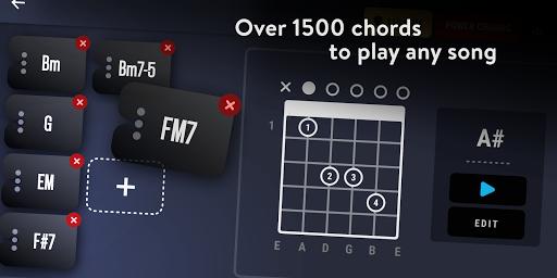 REAL GUITAR: Free Electric Guitar apktram screenshots 9