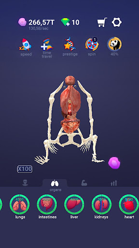 Idle Pet - Create cell by cell  screenshots 4