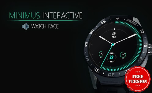 Minimus Watch Face & Clock Live Wallpaper 3.1 Mod APK Download 2