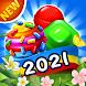 キャンディブラストマニア-マッチ3パズルゲーム - Androidアプリ