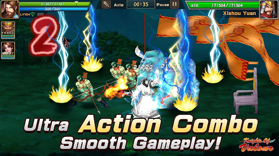 Mod Game Knights of Valour for Android