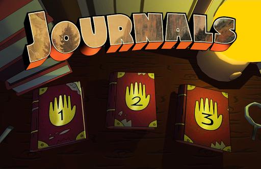 Journals GF 3.9 Screenshots 1
