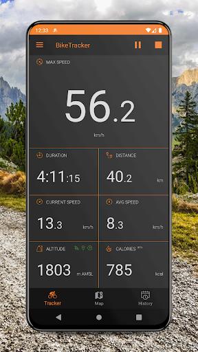 Download APK: Bike Tracker v2.0.02 [Premium]