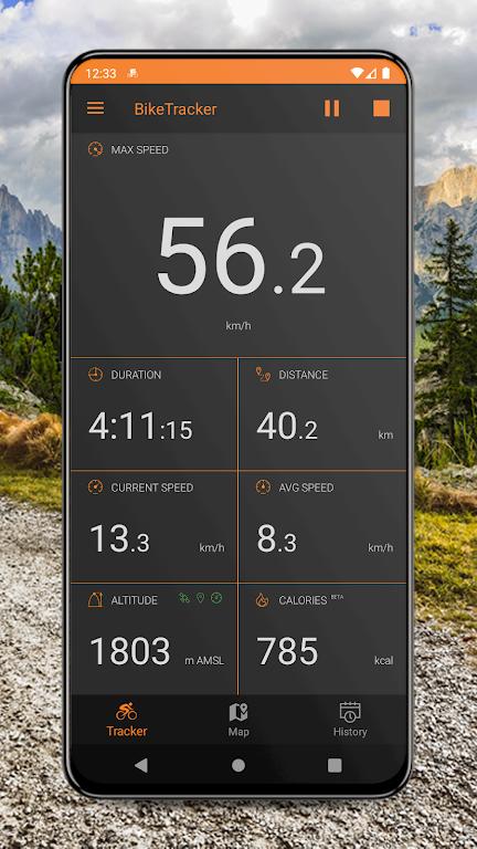 Bike Tracker  poster 1