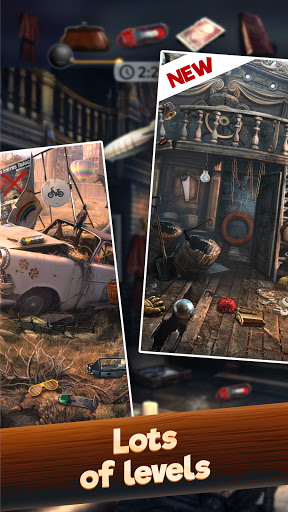 Hidden Objects: Find items  screenshots 3