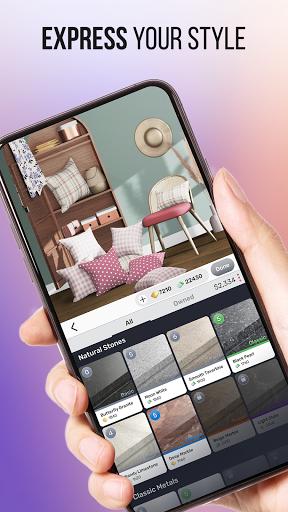 Home Design Star : Decorate & Vote 1.3.7 screenshots 3