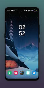 Android 12 Clock (MOD APK, AD-Free) v1.7 4