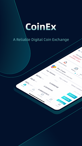CoinEx - A Trustworthy Cryptocurrency Exchange android2mod screenshots 1