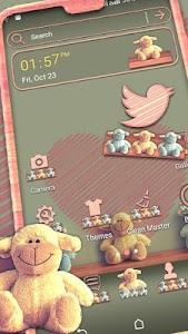 Teddy Bear Theme Launcher 1.0.0