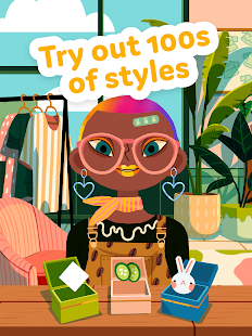 Toca Hair Salon 4 2.0-play Screenshots 3