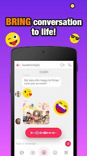 JusTalk Kids - Safe Video Chat and Messenger