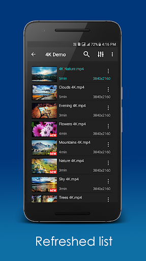 Video Player HD  Screenshots 10