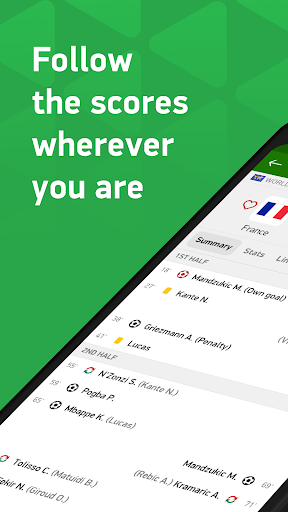 FlashScore Nigeria 3.3.1 screenshots 1