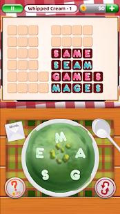 Word Treats - Fun Offline Games for Word Addict