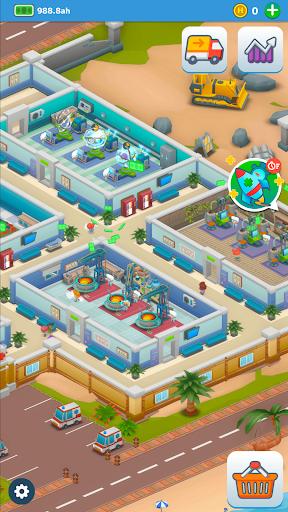 Idle Frenzied Hospital Tycoon 0.9 screenshots 6
