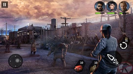Zombie Critical Strike Mod Apk- New Offline FPS (Unlimited Money) 5
