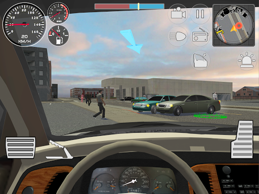 Police Cop Simulator. Gang War  Screenshots 17