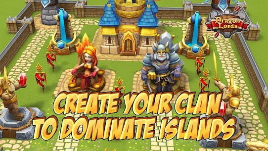 Dragon Lords: 3D strategy 5