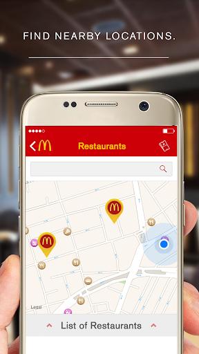 McDonald's App - Latinoamu00e9rica apktram screenshots 4